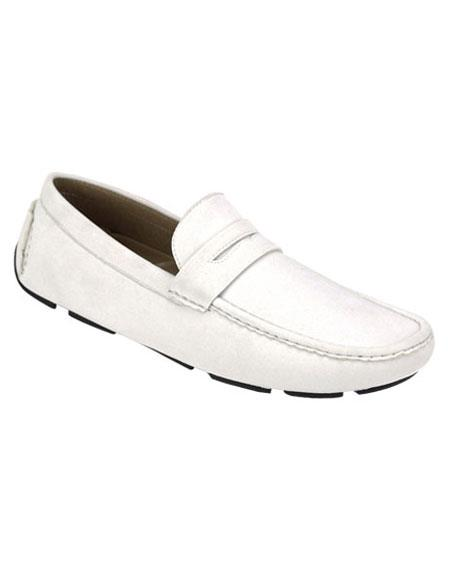 Mens stylish White Casual
