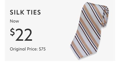 $22 Ties