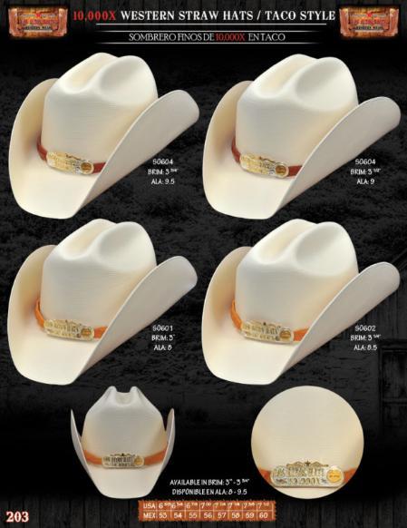 10000x Taco Style Western