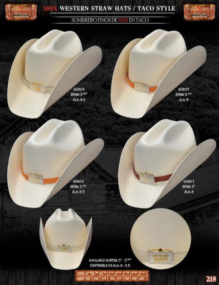 100x Taco Style Western