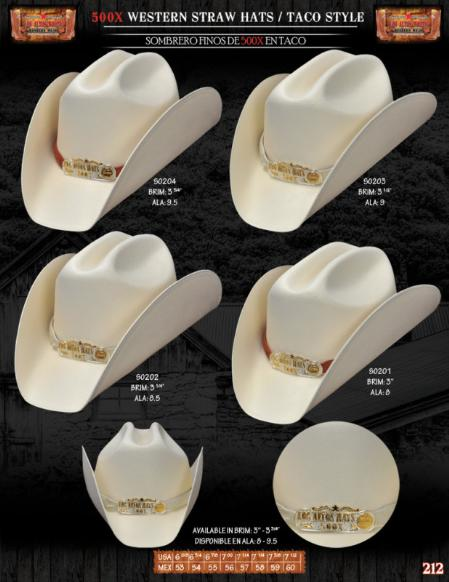 500x Taco Style Western