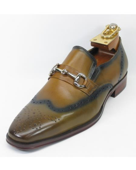 Mens Fashionable Carrucci Two