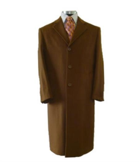 Men's Full Length Vicuna