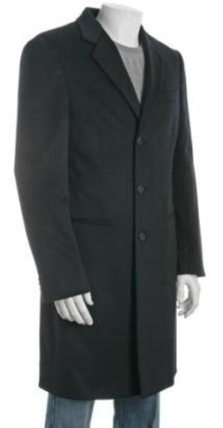38 inch Three-button notched