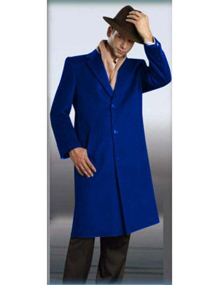 Dark Royal Blue Suit