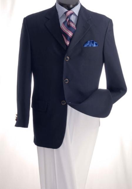 3 Three Buttons Blazer