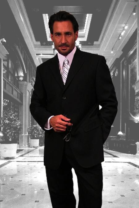 Gianni Liquid Jet Black