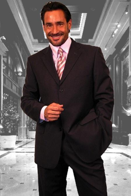 Gianni Dark Grey Masculine