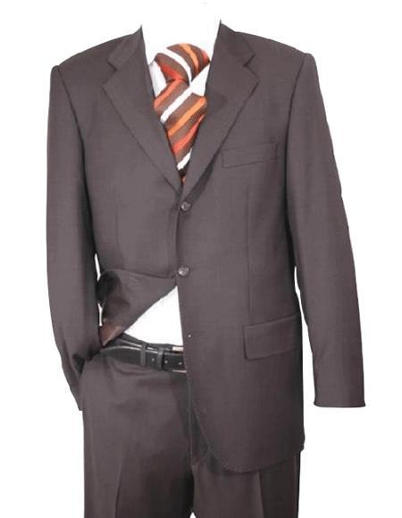 Dark Gray/Blue Superior Fabric 150's Wool Fabric Feel Rayon Viscose Italian Fabric Design (One Pleat)