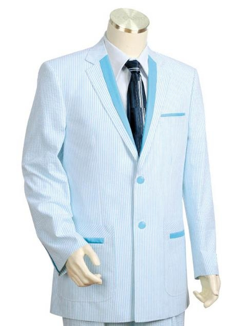 Buttons Style Suit Style
