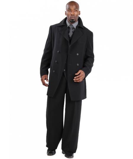 Suit Three Piece Vested