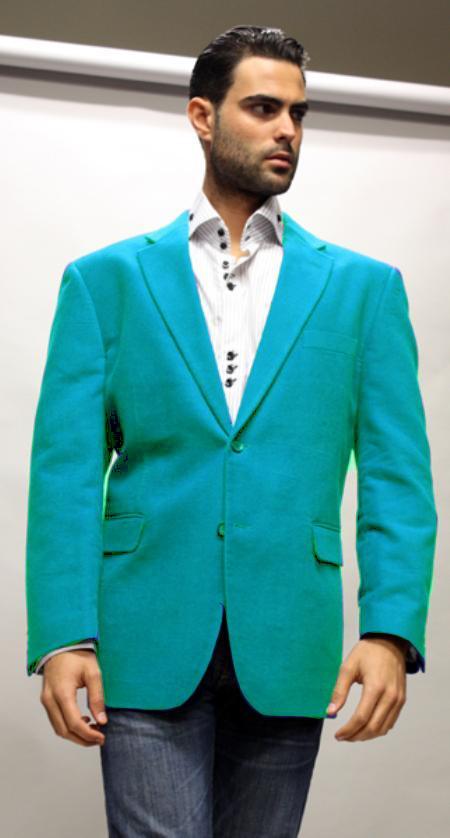 turquoise ~ Light Blue