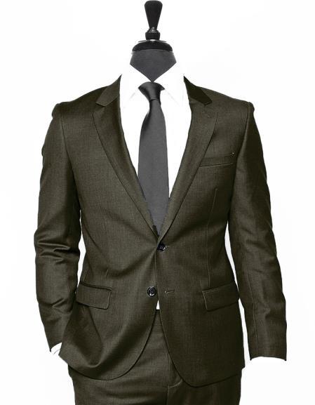 Two Button Coming 2018 Alberto Nardoni Best men's Italian Suits Brands Suit