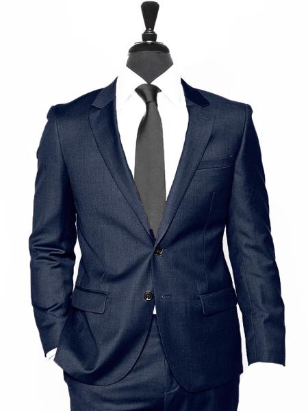 Coming 2018 Alberto Nardoni Best men's Italian Suits Brands Two Button Suit
