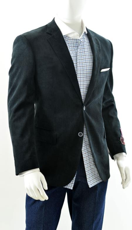 Button Sport Jacket Blazer
