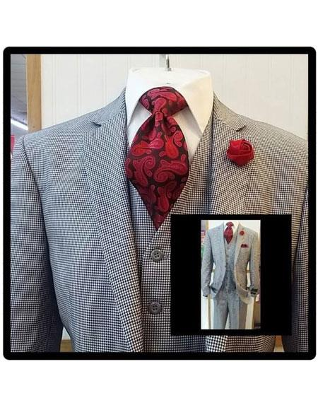 Product# GD1224 Men's Vitali Suits