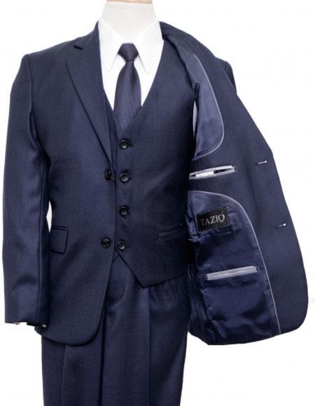 Husky Cut Boy Suit