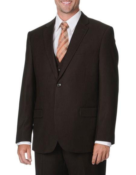 Caravelli Mens 2 Button