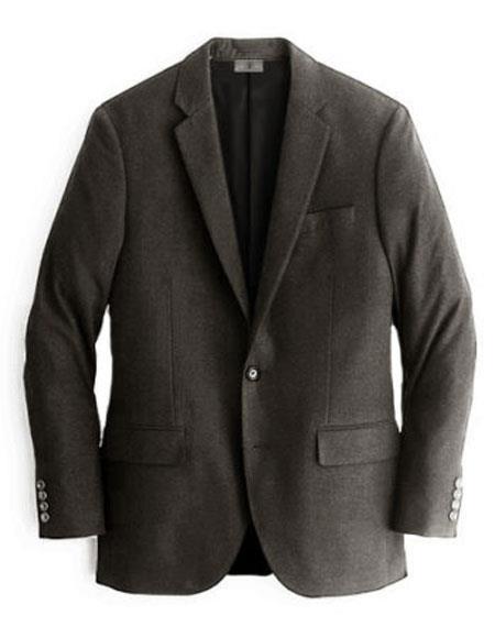 Product# JSM-4807 Coming 2018 > Alberto Nardoni Best Mens Italian Suits Brands Cashmere & Wool Blazer