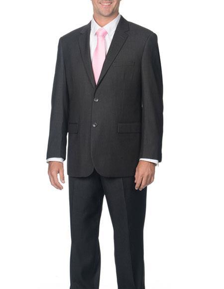 Caravelli Mens Stripe Pattern