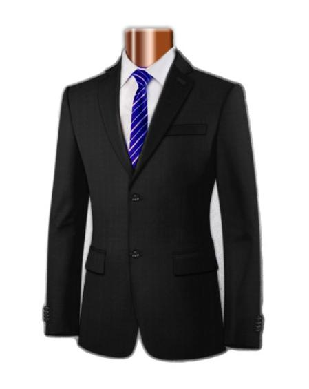 Product# KA1199 Superior 100's Micro Polyester Blazer Online Sale (Center Vent)