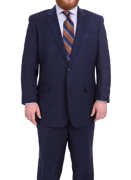 Mens Notch Lapel Super