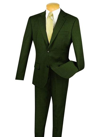 Olive Fortini 100% Wool