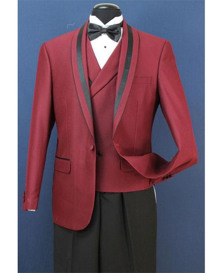 Mens Two Toned And
