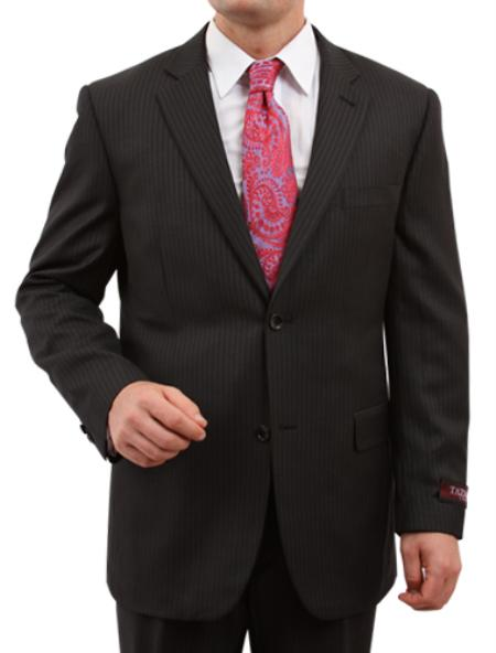 M149000 2 Button Style Front Closure 37 Inch Inseam Suit