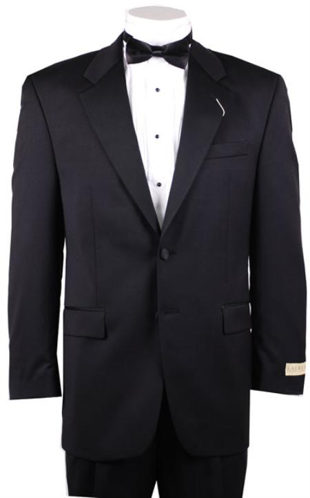 1/2 Buttons Style Liquid Jet Black Tuxedo Blazer Online Sale / Jacket / Dinner Jacket Only no pant price