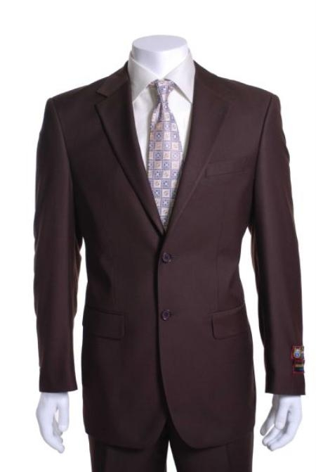 Two-Buttons-Brown-Suit