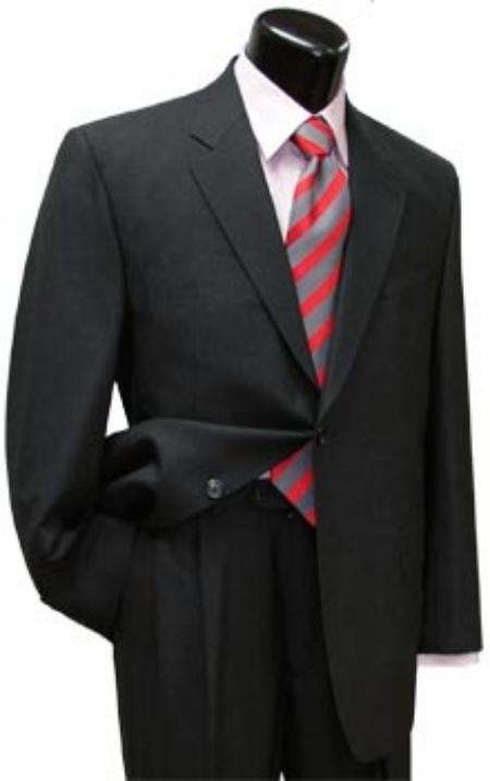 Two-Buttons-Grey-Wool-Suit