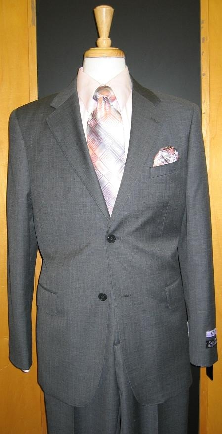 2 Button Style Grey