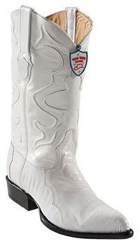 Product# DS4527 Wild West White Ostrich Leg Cowboy boots