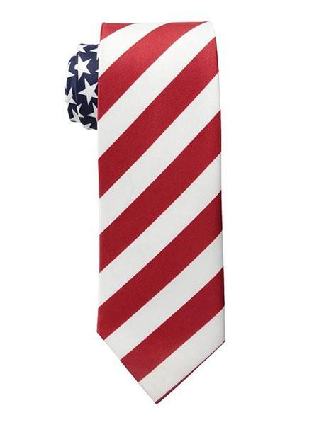Mens Trendy American Flag