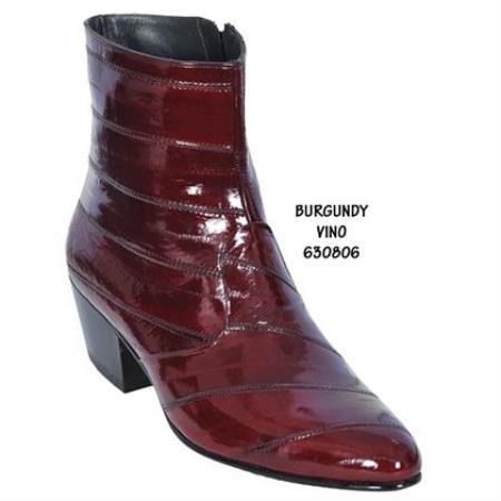 Eel Short Boot –