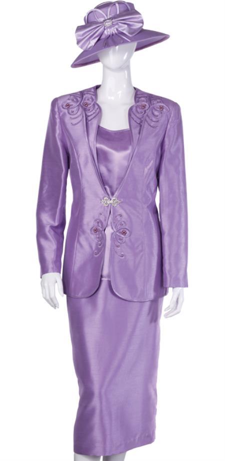 Dress Set Lavender