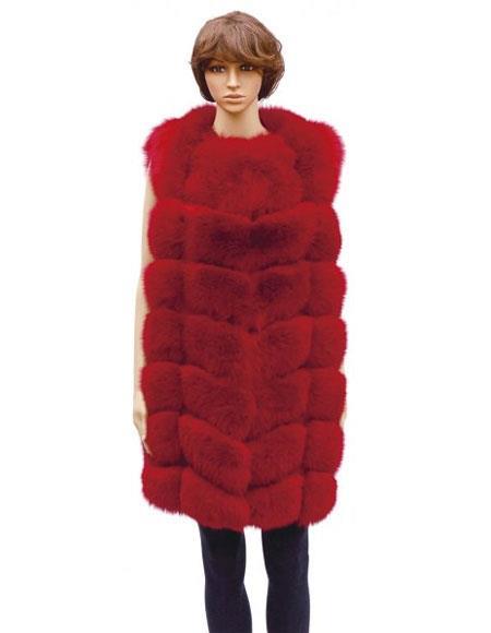 Fur Red Full Skin