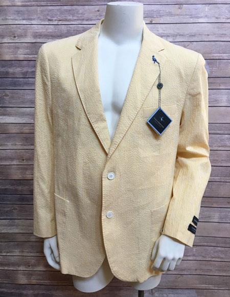 Mens Yellow ~ Canary