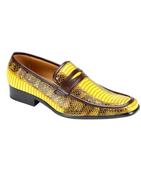 Mens Stylish Slip-On Casual