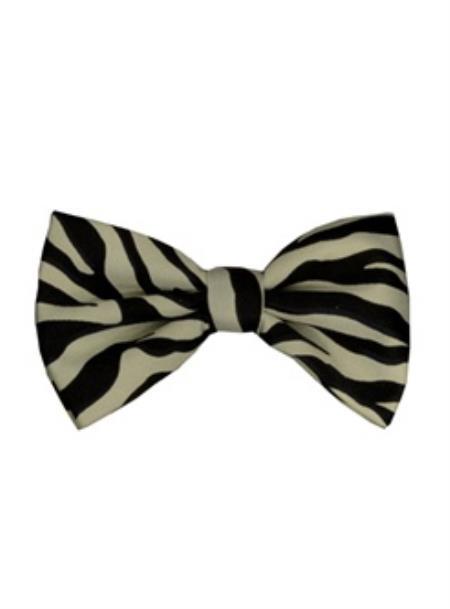 Mens Zebra Printed Design