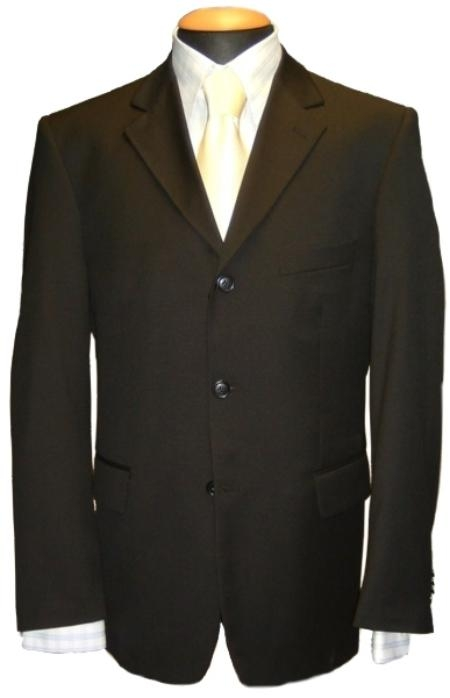 3 Button Cheap Suit