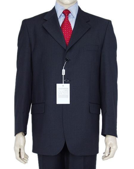 3 Button Business Suit