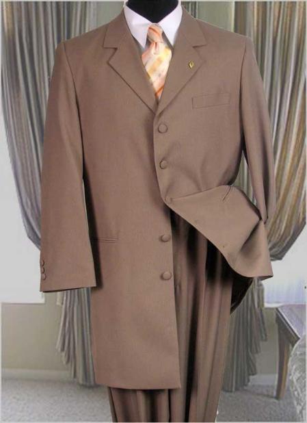 Zoot Suit Tan