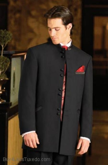 Find great deals on eBay for Mandarin Collar Suit in Suits for Men. Shop with confidence.