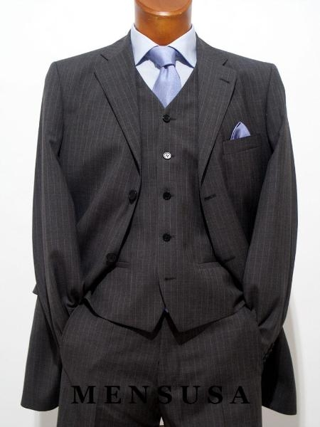 3 Pieces Vested Suits