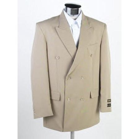 Tips on Wearing Mens Double Breasted Suits