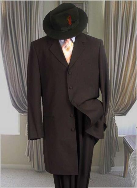Fashion Zoot Suit