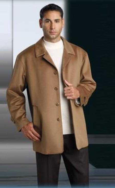 Camel Hair Sport Coat Mens Blazers Sportcoat For Men