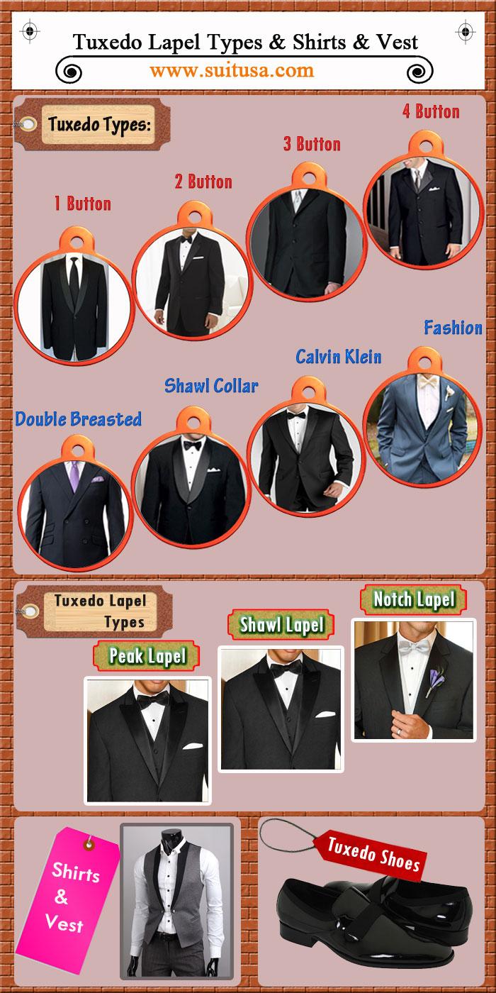 Calvin-klein tuxedo
